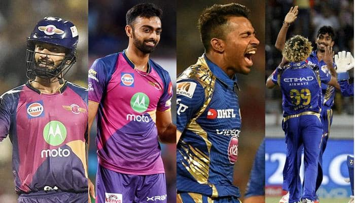 IPL 2017, Qualifier 1: Mumbai Indians vs Rising Pune Supergiant – Players to watch out for!