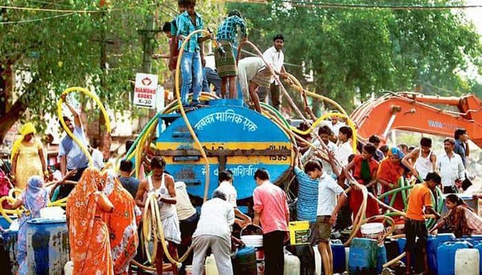Delhi govt seeks PMO's intervention to resolve 'water crisis'