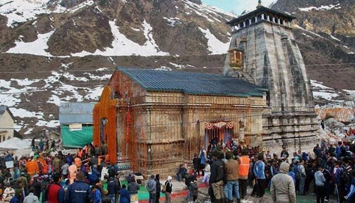''Char Dham Yatra'' sees record footfall