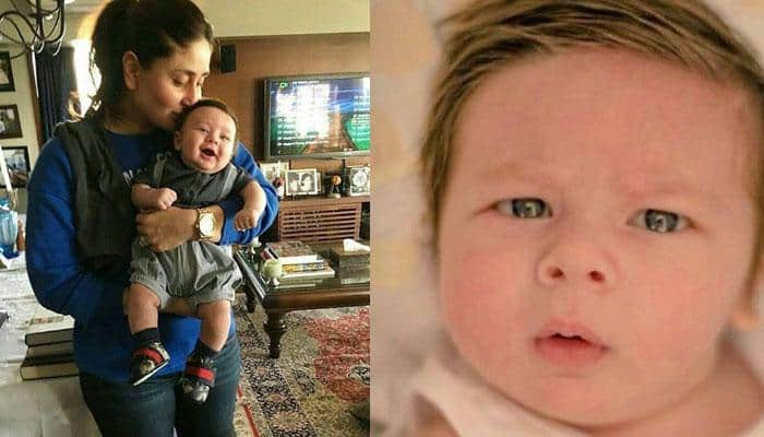Kareena Kapoor, baby Taimur Ali Khan's recent outing is breaking the internet! - See pic
