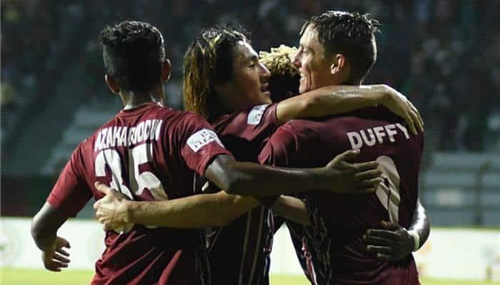 AFC Cup: Mohun Bagan dent Bengaluru FC's chances with 3-1 win in Kolkata