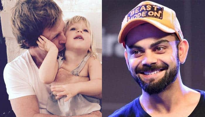 IPL 2017: Like millions of others, Jonty Rhodes' daughter India too is a huge fan of Indian skipper Virat Kohli