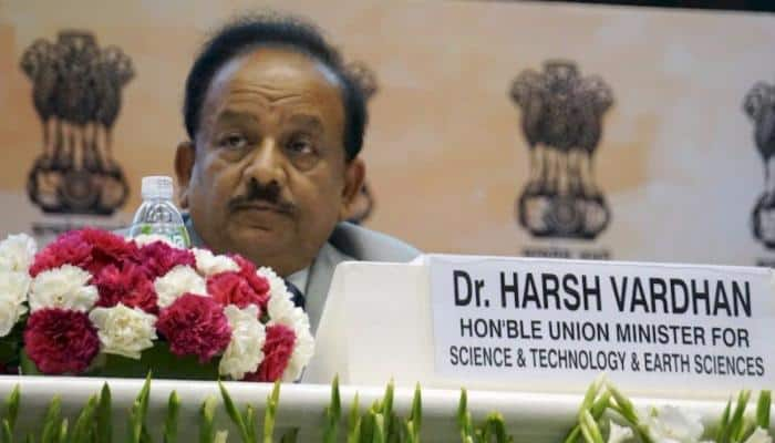 After Anil Dave's death, Dr Harsh Vardhan gets additional charge of Environment Ministry