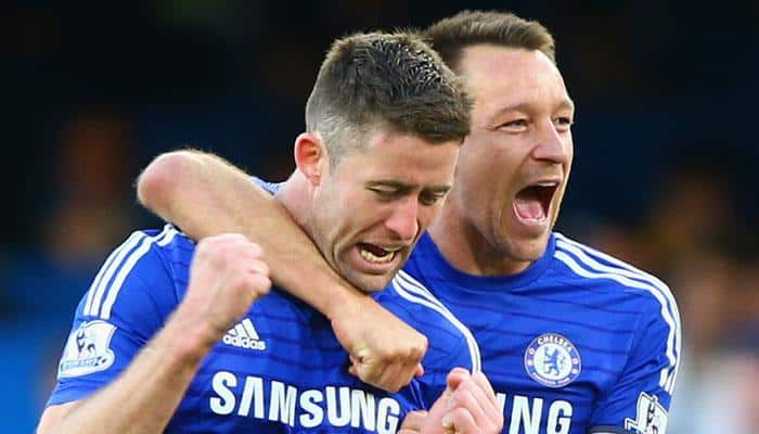 Gary Cahill is in line to succeed John Terry as captain: Antonio Conte