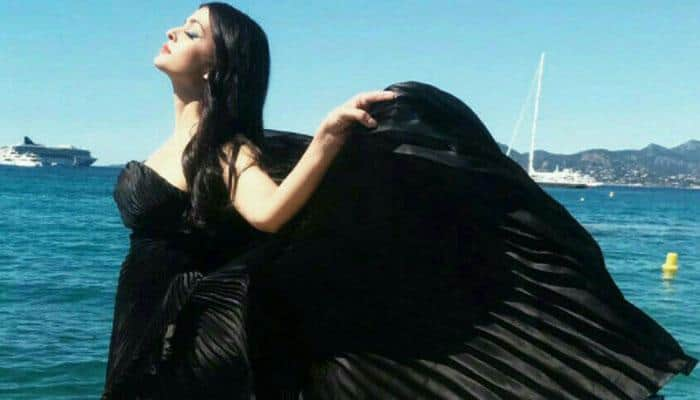 Aishwarya Rai's bold BLACK avatar at Cannes 2017 will make your jaw drop!