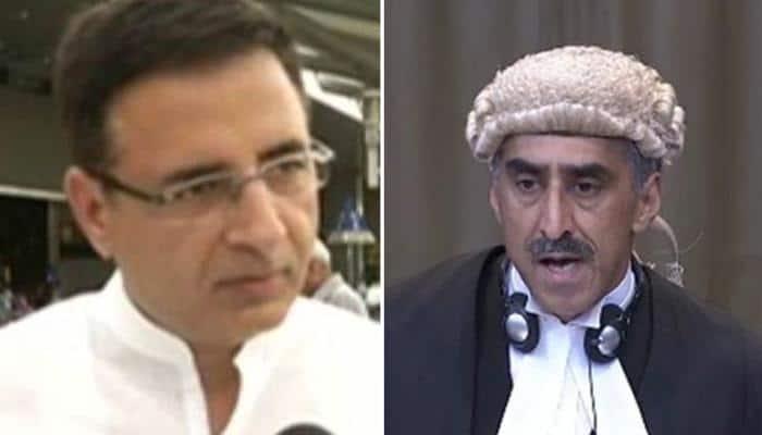 Congress defends decision to hire Pakistani-origin Khawar Qureshi in Dabhol case in 2004