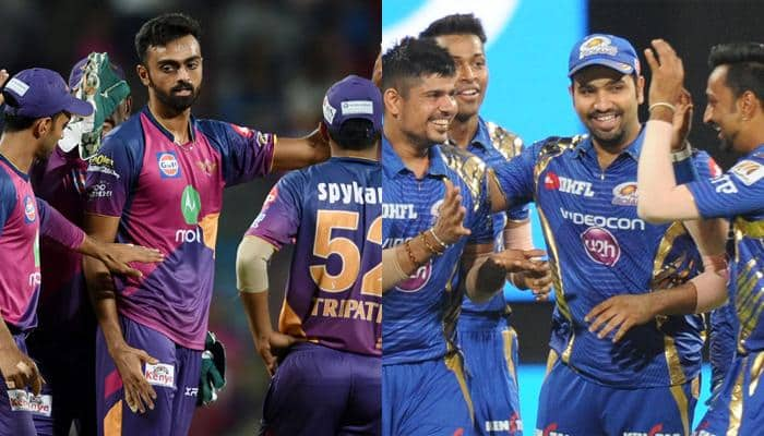 IPL 2017 Final, MI vs RPS: How Mumbai Indians and Rising Pune Supergiant reached Sunday's grand finale
