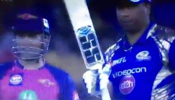 WATCH: How MS Dhoni planned a perfect ploy to trap Kieron Pollard during MI vs RPS IPL 2017 final