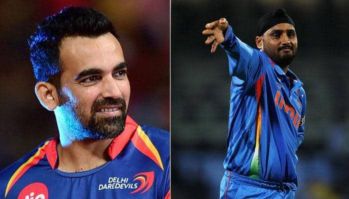 Harbhajan Singh puts forth Zaheer Khan's name as fast bowling coach after Team India's request to BCCI