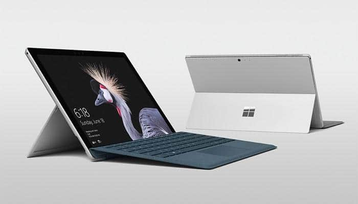 Microsoft new Surface Pro: Here's your 360 degree view to the laptop