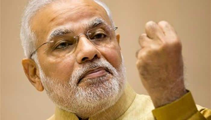 This woman sent a gift made out of garbage to PM Narendra Modi — Here's his reply