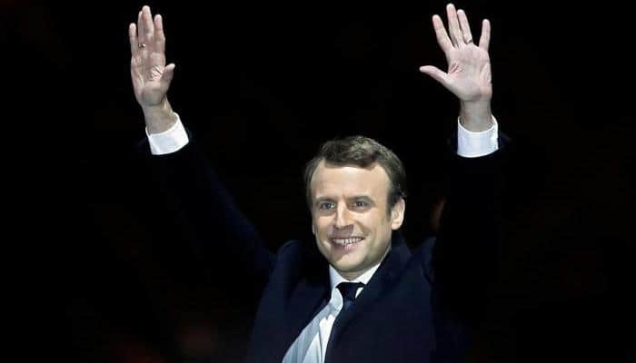 France to 'do everything it can' to help Britain fight terror: Macron