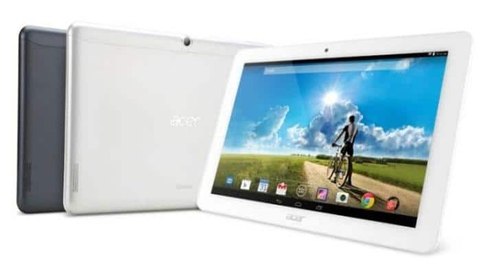 Acer announces Iconia Tab 10, Iconia One 10 tablets