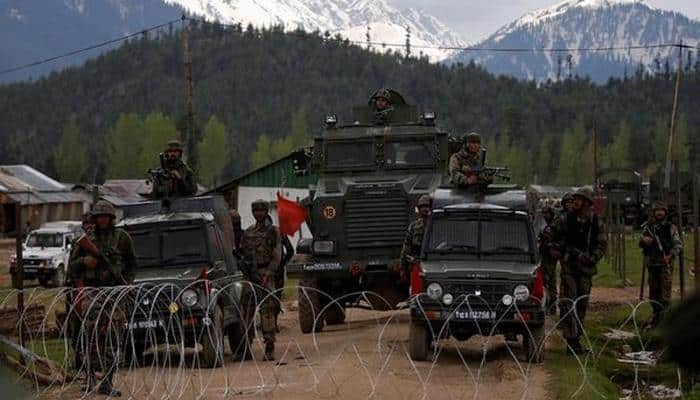 J&K: Terrorists attack army's patrolling party at Pulwama; area cordoned off