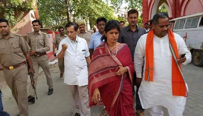 UP Minister Swati Singh inaugurates beer bar: CM Yogi Adityanath seeks explanation