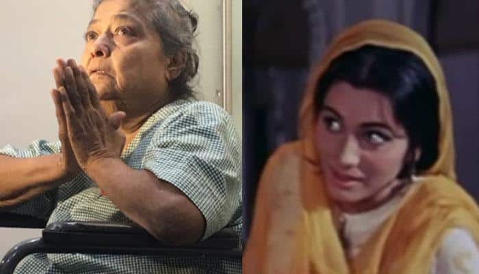 'Pakeezah' actress Geeta Kapoor gets NOC, to be shifted to an old age home soon!