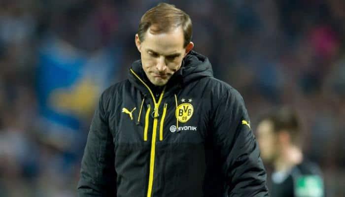 Despite winning DFB-Pokal finale, Thomas Tuchel sacked by Borussia Dortmund