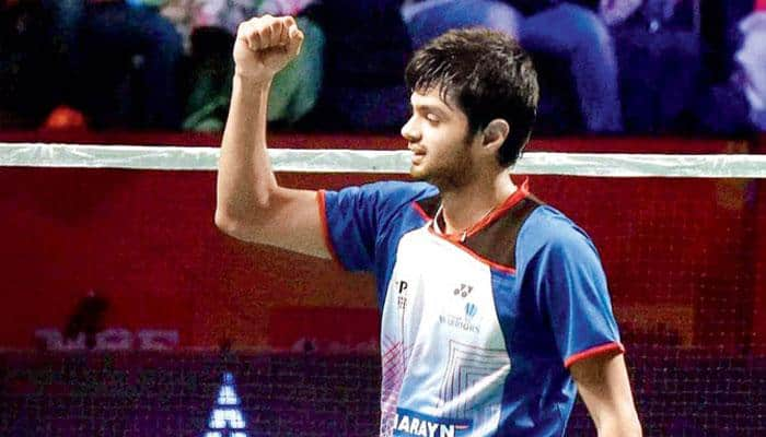 B Sai Praneeth, Pratul Joshi, Shreyansh Jaiswal reach second round of Thailand Open