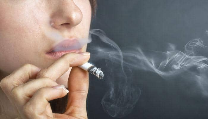 Youngsters beware! Smoking may cause low bone density