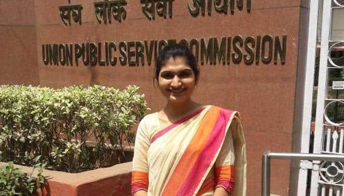 Chhattisgarh's Pride! Namrata Jain from Dantewada gets 99th rank in UPSC result 2016, wants to eradicate Naxalism