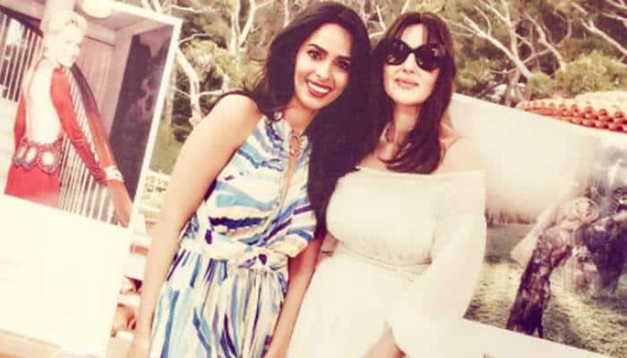 Words cannot describe Monica Bellucci's intellect: Mallika Sherawat
