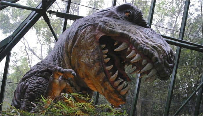 Jurassic Park to remain a fantasy? T-rex bone proves it will never exist!
