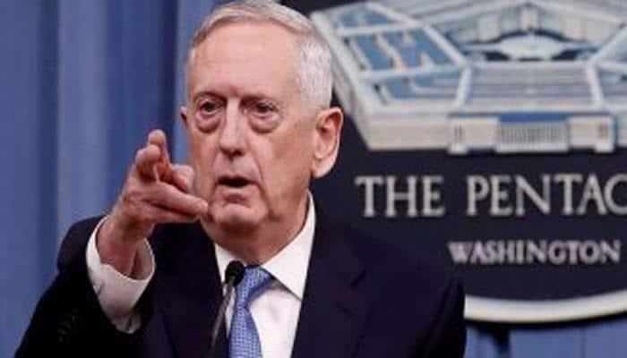 Jim Mattis praises China's efforts on North Korea, dials up pressure on South China Sea