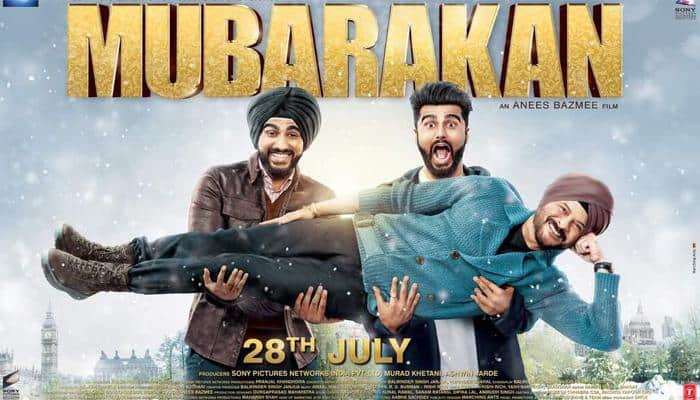 Mubarakan: Can't wait to share the madness, says Arjun Kapoor on trailer release! - Watch