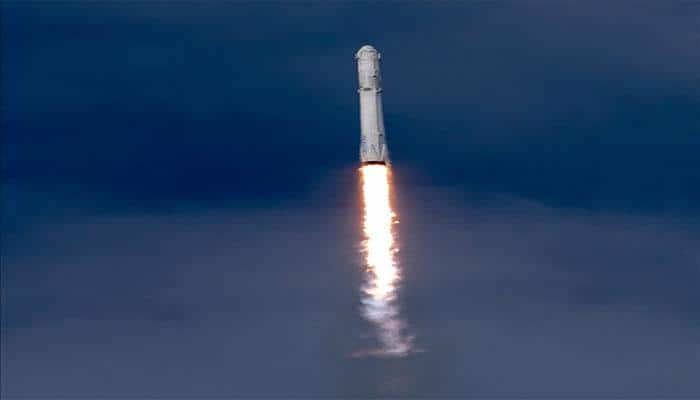 In 'historic first', SpaceX blasts off cargo using recycled spaceship