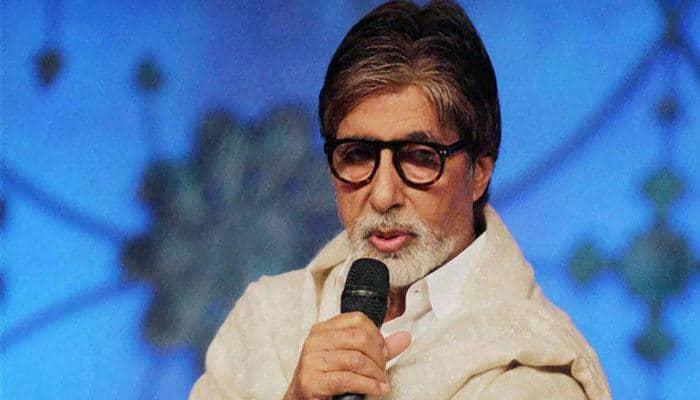 Amitabh Bachchan in Malta for 'Thugs of Hindostan' shoot