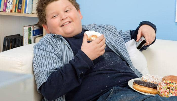 Kids with TV in their room at higher obesity risk: Study