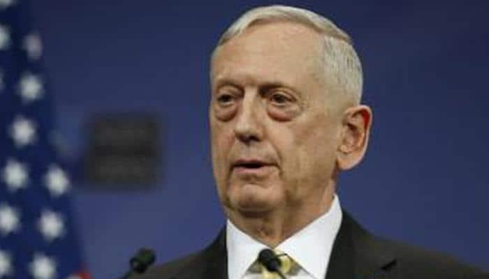 US recognises India as major defence partner: Defence Secretary James Mattis