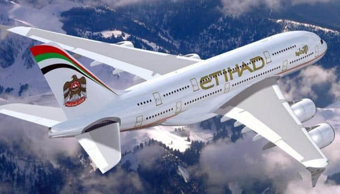 UAE`s Etihad to suspend flights to Qatar