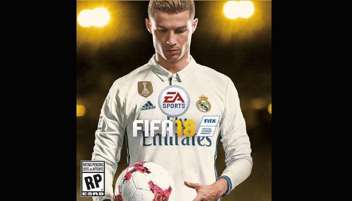 Real Madrid's Cristiano Ronaldo replaces Borussia Dortmund's Marco Reus as new face of FIFA 18