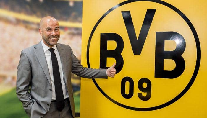 Peter Bosz leaves Ajax to sign 2-year deal as manager of Borussia Dortmund
