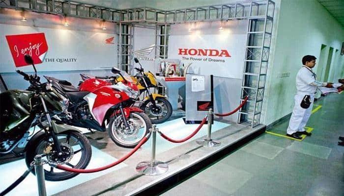 Honda Motorcycle targets 20% growth in 2017-18