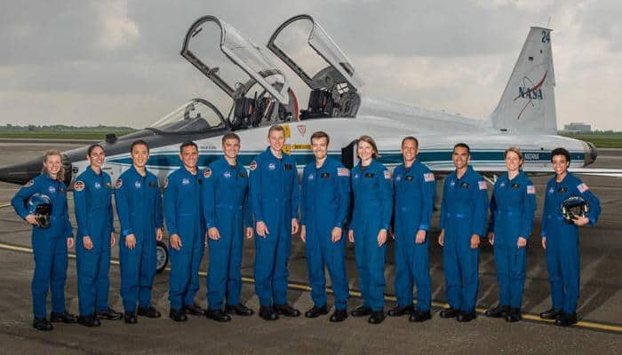 NASA picks 12 new astronauts, including an Indian-American, for Earth orbit and deep space missions
