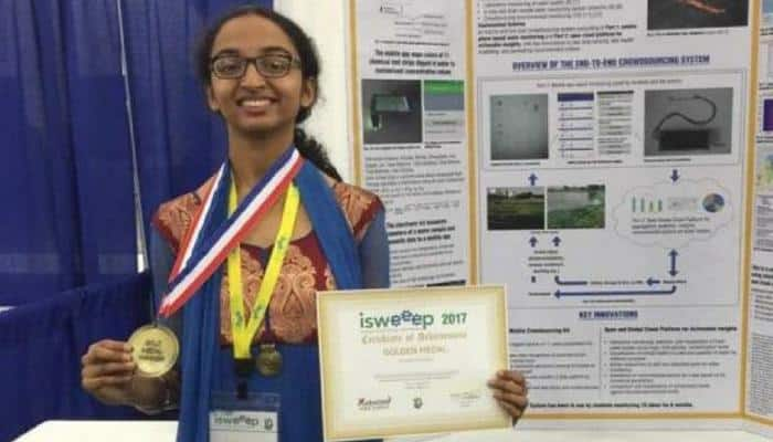 16-year-old Bengaluru girl to have a minor planet named after her