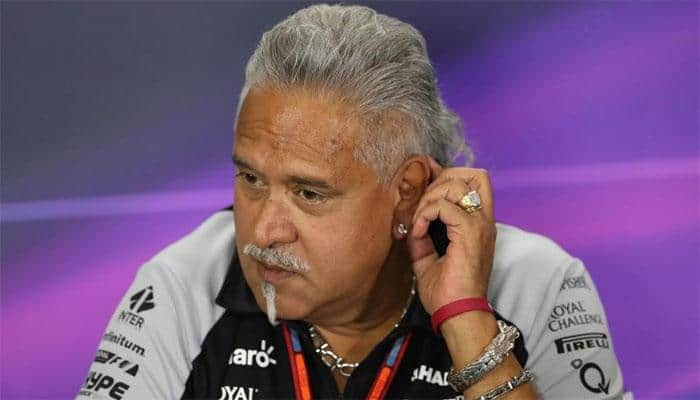 Exiled Vijay Mallya dismisses speculation of Force India sale