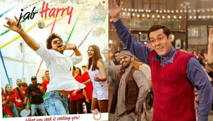 Shah Rukh Khan's 'Jab Harry Met Sejal' TRAILER to release with Salman Khan's 'Tubelight'
