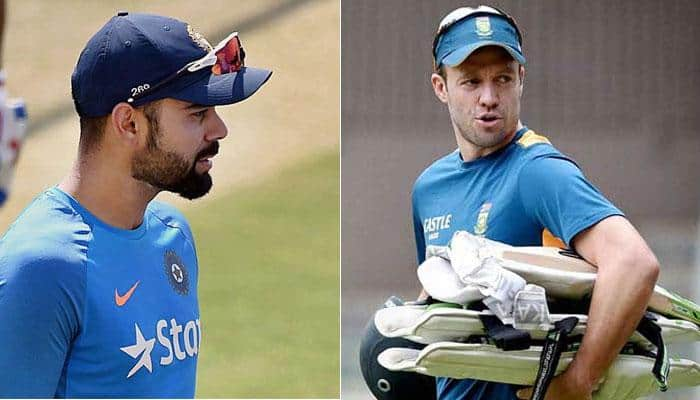 ICC Champions Trophy 2017: Virat Kohli is a great player with a big heart, says AB de Villiers