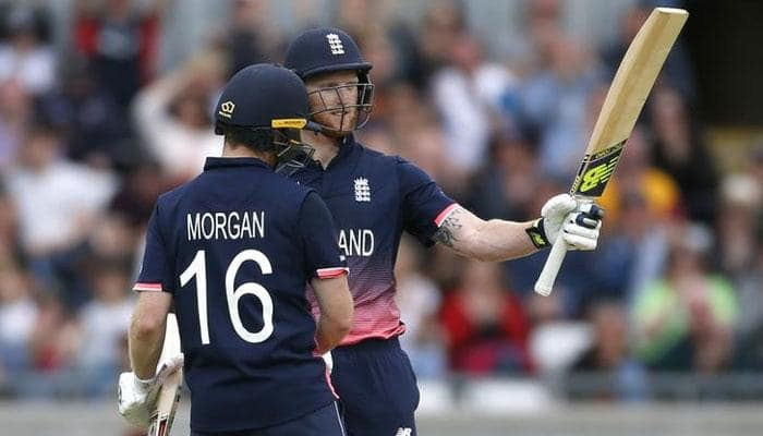 ICC Champions Trophy 2017: Ben Stokes can 'go through roof' after downing Australia, says Eoin Morgan