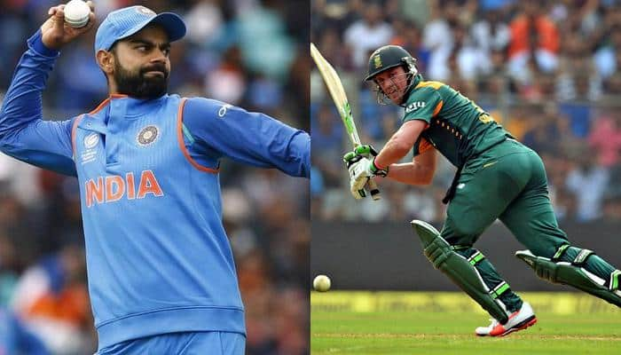 ICC Champions Trophy 2017: India vs South Africa – Live Streaming, TV Listings, Date, Time, Venue, Squads