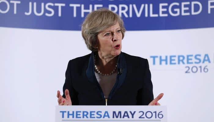 British PM Theresa May reaches 'outline' power deal after election fiasco
