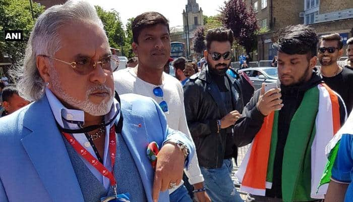WATCH: Exiled Vijay Mallya gets a taste of Indian boos at India-South Africa match