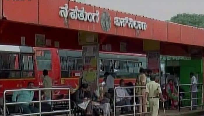 Karnataka bandh today: Mixed response to shutdown call; KSRTC, BMTC operate bus services as usual