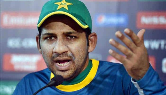 Champions Trophy 2017: Sarfraz Ahmed promises positive cricket against England despite middle order woes