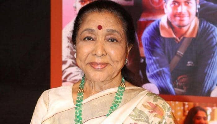 Asha Bhosle to have a wax statue at Delhi's Madame Tussauds