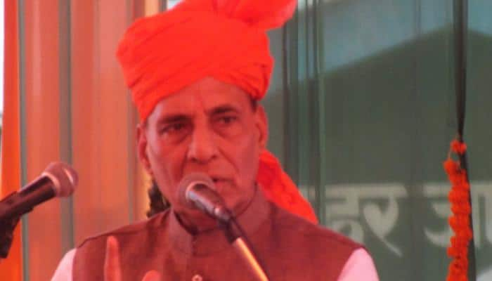 Cattle sale ban: Centre won't impose any restrictions on choice of food, says Rajnath Singh