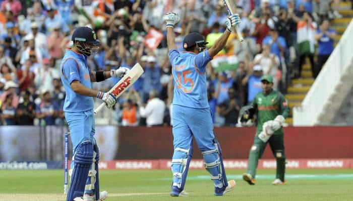ICC CT 2017, IND vs BAN: Clinical India decimate Bangladesh by nine wickets to reach consecutive final